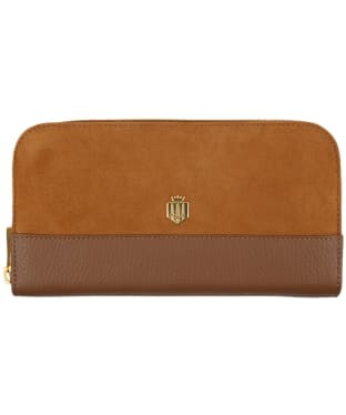 Women's Fairfax & Favor Salisbury Leather Purse - Tan