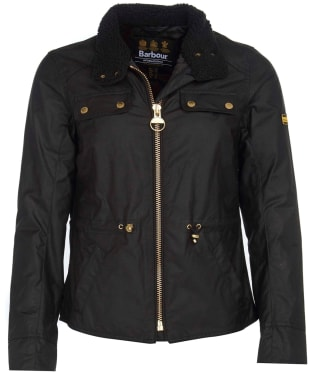 Women's Barbour International Trial Wax Jacket