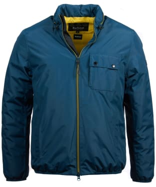 Men's Barbour International Kirby Waterproof Jacket - Benzine