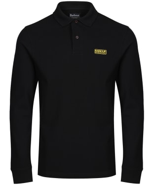 Men's Barbour International Long Sleeve Polo Shirt