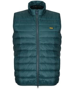 Men's Barbour International Reed Gilet - Benzine