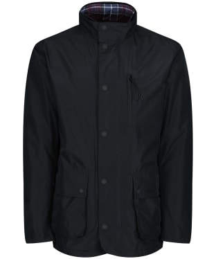 Men's Barbour Togarth Waterproof Jacket - Black