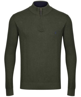 Men's Joules Hillside ¼ Zip Funnel Neck Jumper