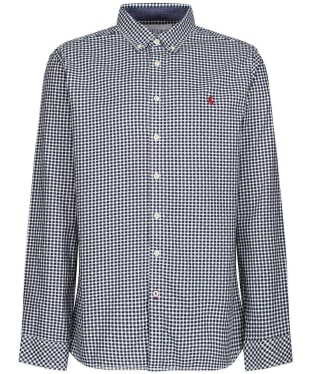 Men's Joules Hammond Shirt - Navy Check