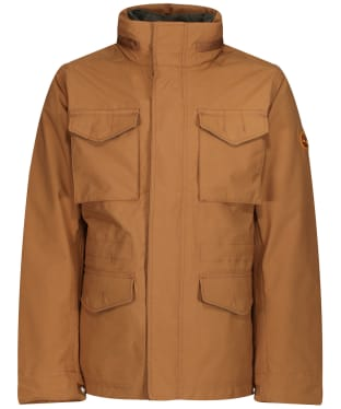 Men's Timberland DryVent™ Snowdon Peak 3 in 1 M65 Jacket - Rubber