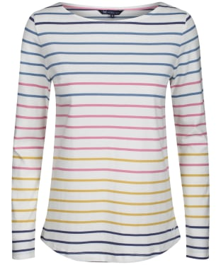 Women's Crew Clothing Interest Breton Top - Multi Stripe