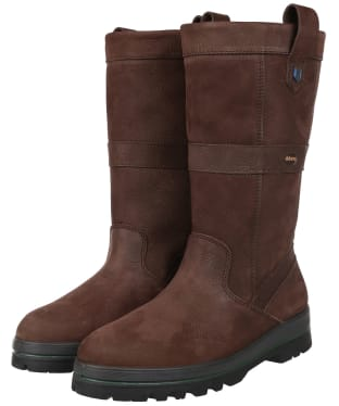 Men's Dubarry Meath Boots - Java