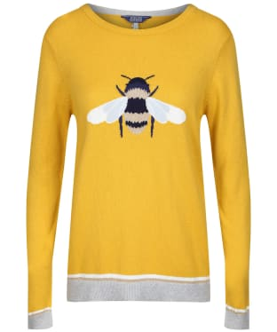 Women's Joules Miranda Crew Neck Jumper - Queen Bee