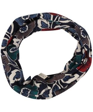 Women's Seasalt Handyband - Woodcut Floral Dark Night