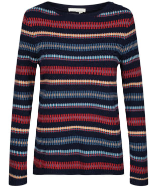 Women's Seasalt Misty Isle Jumper - Southward Beacon