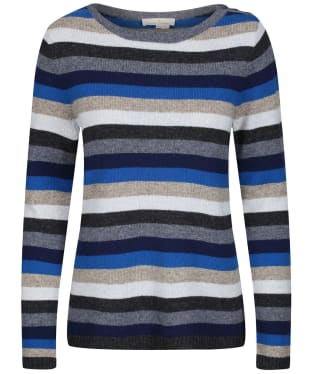 Women's Seasalt Trumpet Jumper - Skye Waterfront