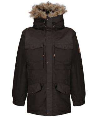 Men's Fjallraven Singi Winter Jacket - Dark Grey