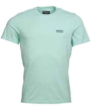 Men's Barbour International Small Logo Tee - Peppermint