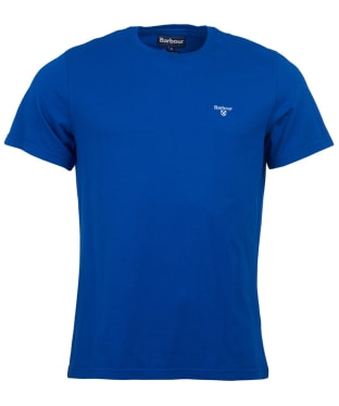 Men's Barbour Sports Tee - Fresh Blue