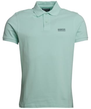 Men's Barbour International Essential Polo - Peppermint