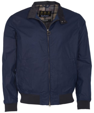 Men's Barbour Lightweight Royston Jacket - Indigo