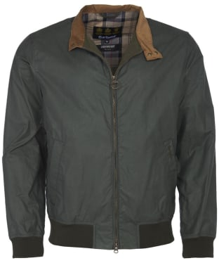 Men's Barbour Lightweight Royston Jacket - Light Forest