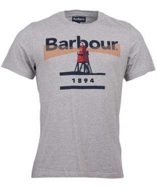 Men's Barbour Beacon 94 Tee - Grey Marl