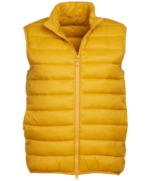 Men's Barbour Bretby Gilet - Golden Yellow