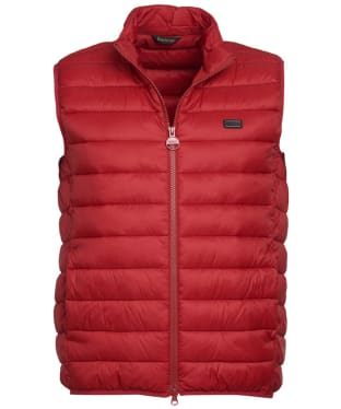 Men's Barbour International Reed Gilet - Flame