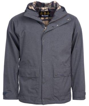 Men's Barbour Pablo Waterproof Jacket - Grey Melange