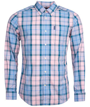 Men's Barbour Sandwood Shirt - Pink