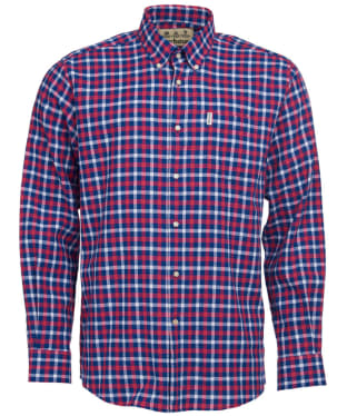 Men's Barbour Linen Mix 3 Regular Shirt