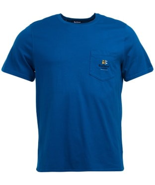 Men's Barbour Tamar Tee - Aqua