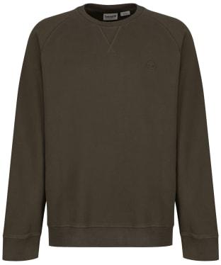Men's Timberland Exeter River Basic Crew Sweater - Grape Leaf
