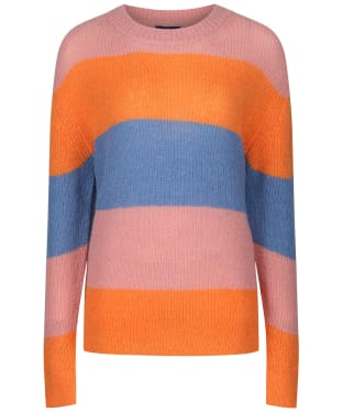 Women's GANT Striped Woolblend Crew Sweater - Multicolor