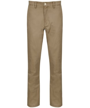 Men's R.M Williams Stirling Stretch Twill Chinos - Regular Fit - Straight Leg - Buckskin