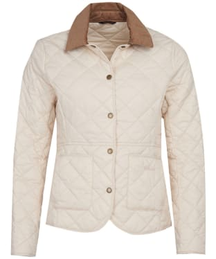 Women's Barbour Deveron Quilted Jacket - CALICO