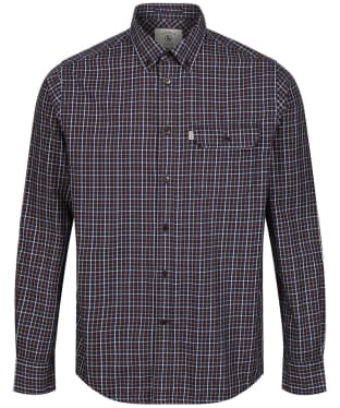 Men's Aigle Huntjack Shirt - Dark Navy