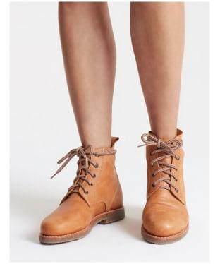 Women's Penelope Chilvers Ecuador Leather Boots - Tan