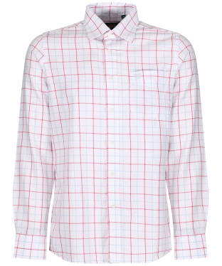Men's Alan Paine Aylesbury Shirt - Blue / Red