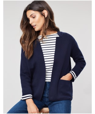 Women's Joules Ursula Milano Cardigan - French Navy