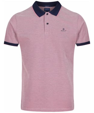 Men's GANT 4-Colour Polo Shirt - RAPTURE ROSE