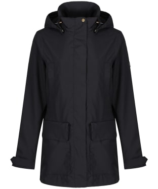 Women's Musto Laurie Showerproof Parka - Black