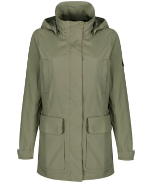 Women's Musto Laurie Showerproof Parka - Reed Green