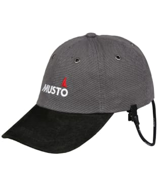 Musto Evolution Original Crew Cap - Dark Grey
