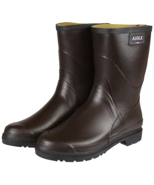 Women's Aigle Bison Rubber Boots