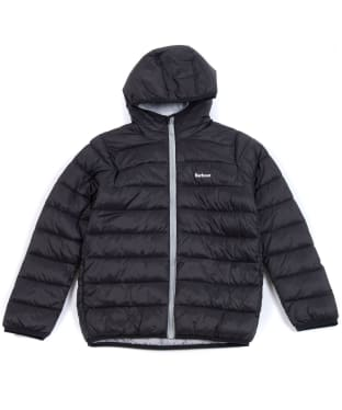 Boy's Barbour Trawl Quilted Jacket, 6-9yrs