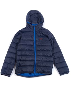 Boy's Barbour Trawl Quilted Jacket, 6-9yrs - Navy