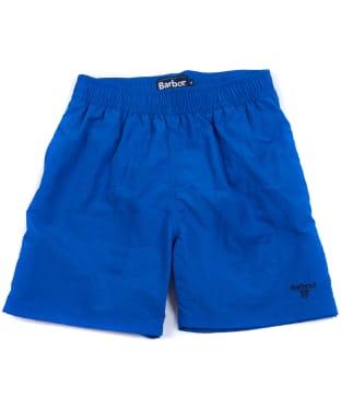 Boy's Barbour Essential Swim Shorts, 6-9yrs - Atlantic Blue