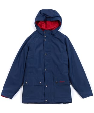 Boy's Barbour Southway Jacket, 6-9yrs - Navy