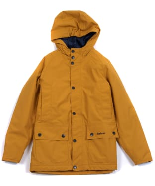 Boy's Barbour Southway Jacket, 6-9yrs - Lunar Yellow