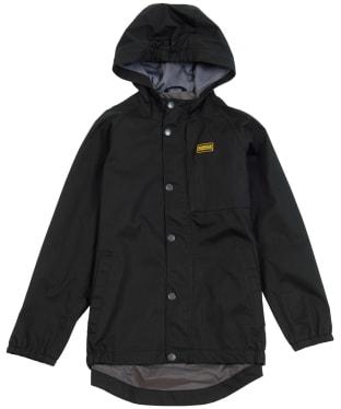 Boy's Barbour International Reginald Waterproof Jacket, 6-9yrs