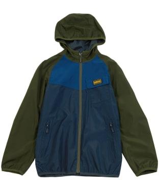 Boy's Barbour International Row Waterproof Jacket, 6-9yrs