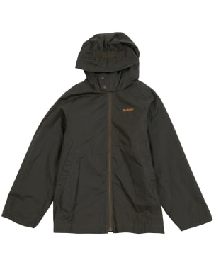 Boy's Barbour Orta Waxed Jacket, 6-9yrs
