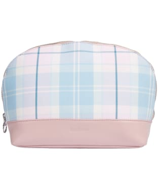 Women's Barbour Tartan Washbag
